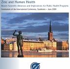 Zinc and Human Health