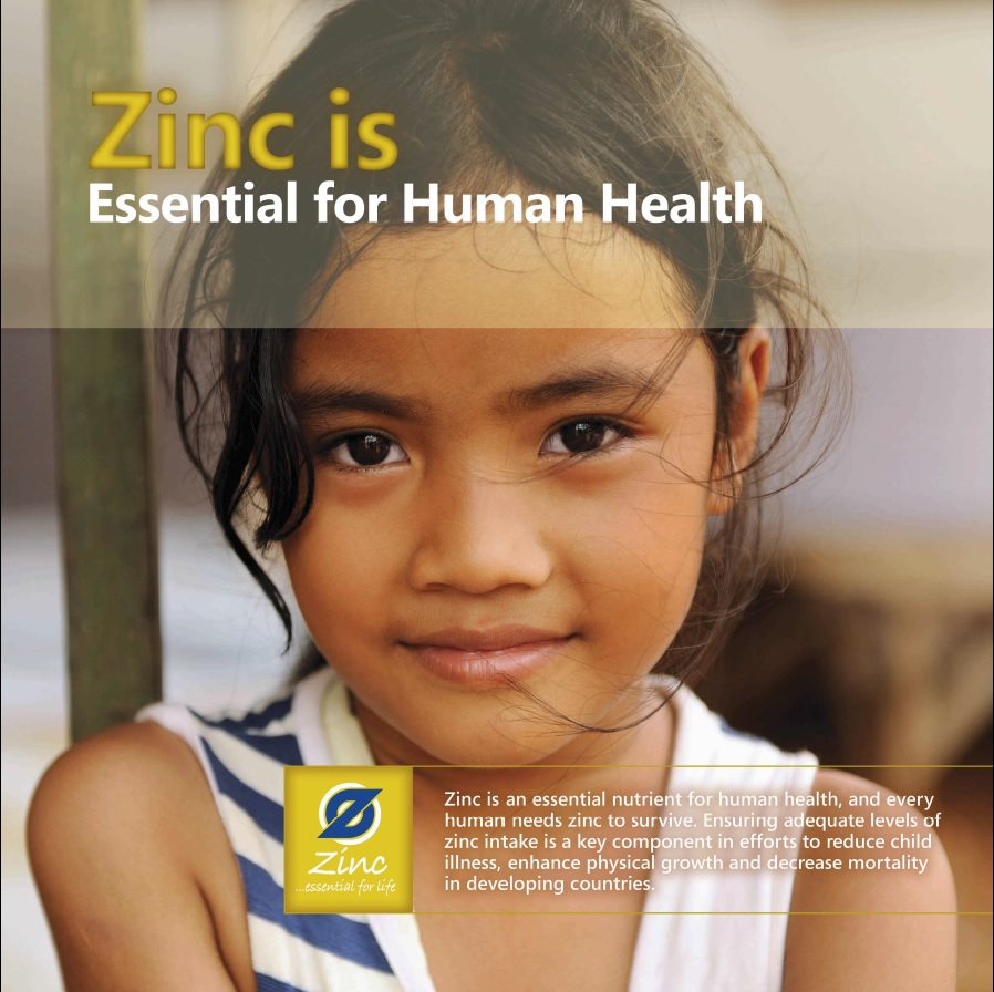 Zinc is Essential for Health