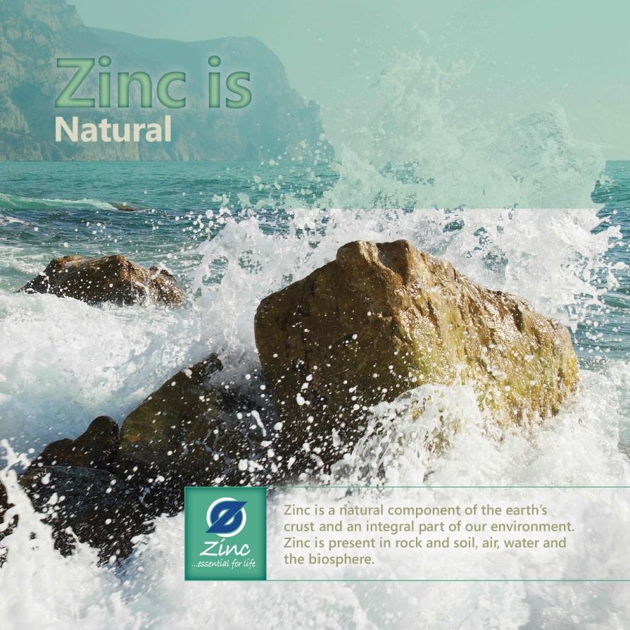 Zinc is Natural